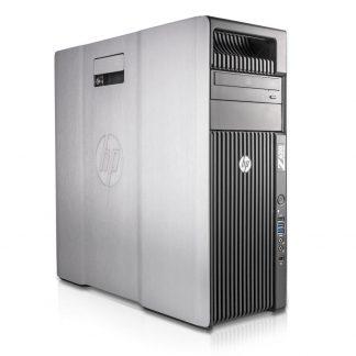 HP Z620 käytetty pöytäkone