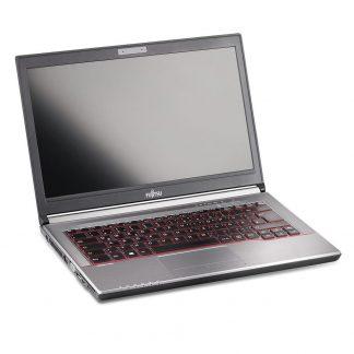 Fujitsu LifeBook E744 käytetty kannettava tietokone