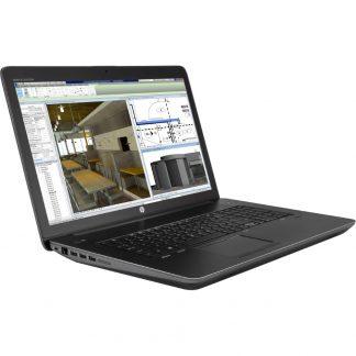 HP ZBook 17 G3 käytetty kannettava tietokone