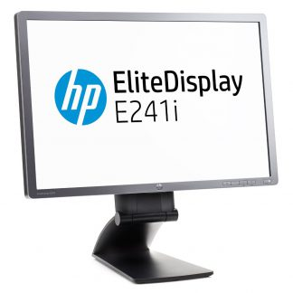 HP EliteDisplay E241i käytetty näyttö