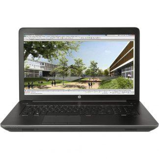 HP Zbook 17 G2 käytetty kannettava tietokone