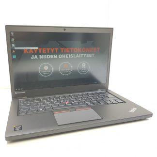 T450s käytetty kannettava tietokone