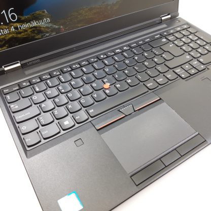 Lenovo ThinkPad P50 käytetty kannettava tietokone kt-trading 2