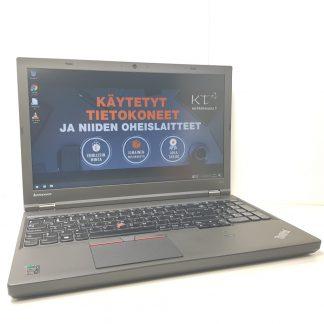 Lenovo ThinkPad W541 käytetty kannettava tietokone