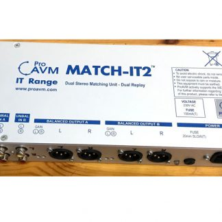 CA VM Match - IT2 - Lisälaite