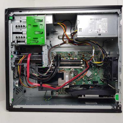 Käytetty Pelikone HP 6300 Elite MT Avattu