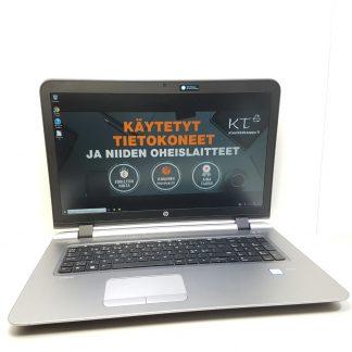 HP Probook 470 g3 käytetty kannettava tietokone7