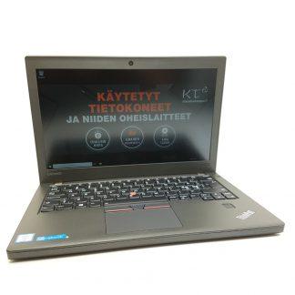 Lenovo ThinkPad X270 käytetty kannettava tietokone