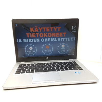 Hp Elitebook folio 9470m käytetty kannettava tietokone kt-trading oy