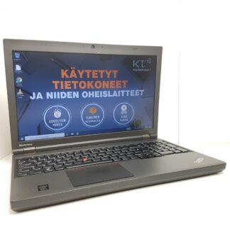 Lenovo ThinkPad T540p käytetty kannettava tietokone
