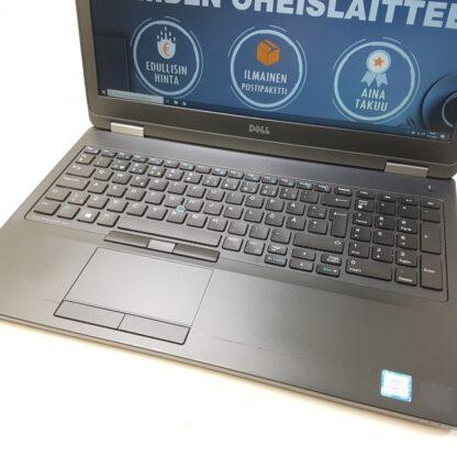 Dell Precision 3510 käytetty kannettava tietokone