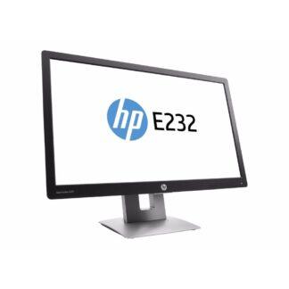 HP EliteDisplay E232 FHD IPS käytetty näyttö