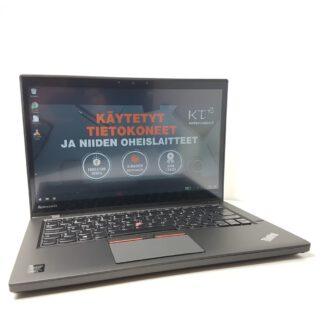 Lenovo ThinkPad T450s käytetty kannettava tietokone kosketusnäytöllä