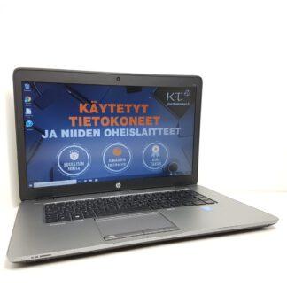 HP Elitebook 850 G2 käytetty kannettava tietokone