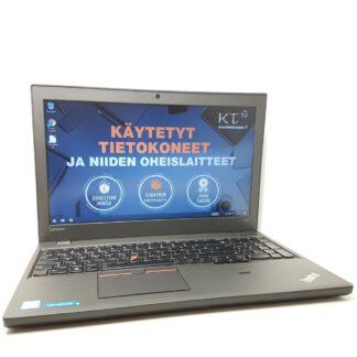 Lenovo ThinkPad T560 käytetty kannettava tietokone-min