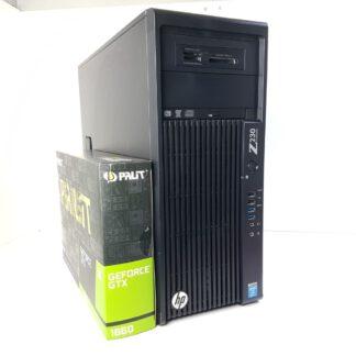 Pelikone G3 HP Z230 i7-4770 1660 6GB