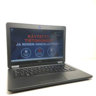Dell Latitude E7250 käytetty kannettava tietokone