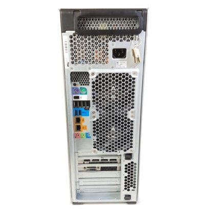 KT Pelikone HP Z620 RX570