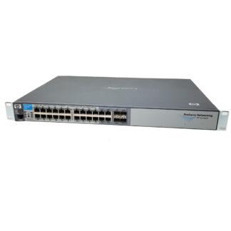 HP ProCurve 2810-24G käytetty kytkin