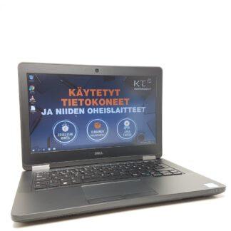 Dell Latitude E5270 käytetty kannettava tietokone