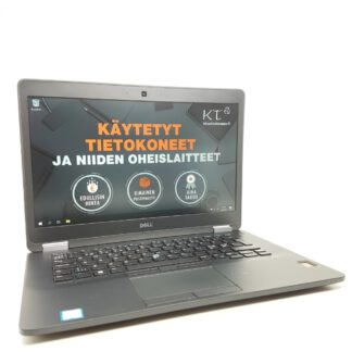 Dell Latitude E7470 käytetty kannettava tietokone