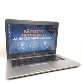 HP EliteBook 840 G3 käytetty kannettava tietokone