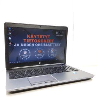 HP Probook 650 G1 käytetty kannettava tietokone