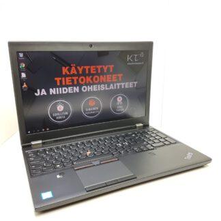 Lenovo ThinkPad P51 käytetty kannettava tietokone2