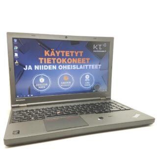 Lenovo ThinkPad W540 käytetty kannettava tietokone