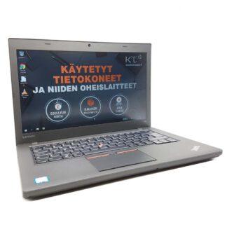Lenovo ThinkPad T460 käytetty kannettava tietokone
