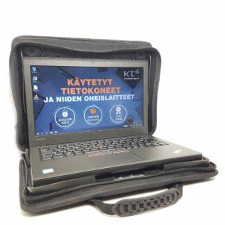 Tietokoneelle iskunkestävä suojalaukku Lenovo Thinkpad X260