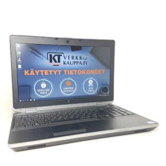 Dell Latitude E6530 käytetty kannettava tietokone