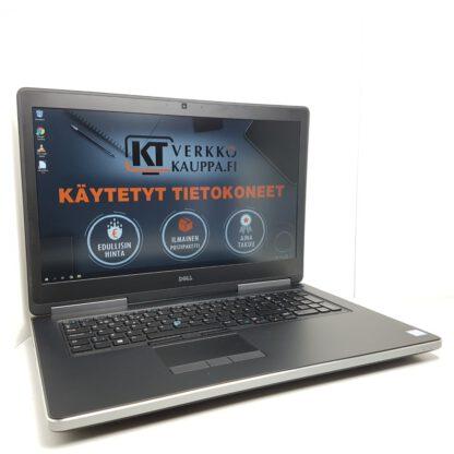 Dell Precision 7710 käytetty kannettava tietokone