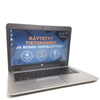 HP EliteBook 840 G3 i5-6200U käytetty kannettava