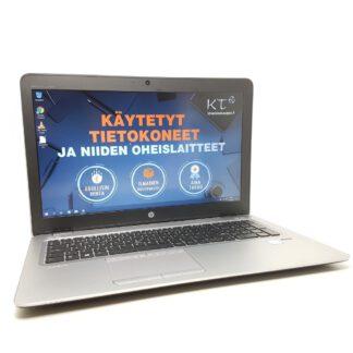 HP EliteBook 850 G3 käytetty kannettava tietokone