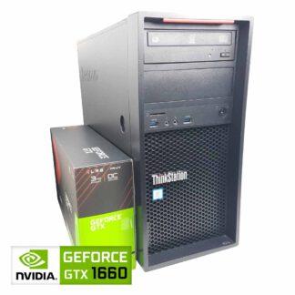 KT Pelikone Lenovo P310 GTX 1660 6GB