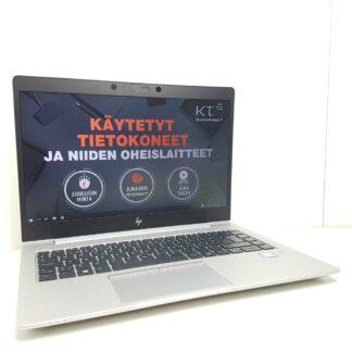 HP EliteBook 840 G5 käytetty kannettava tietokone