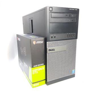 KT pelikone Dell Optiplex 7020 MT GTX 1650