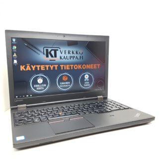 Lenovo ThinkPad L560 käytetty kannettava tietokone