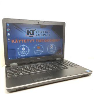 Dell Latitude E6540 käytetty kannettava tietokone