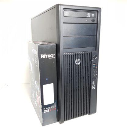 KT Pelikone HP Z220 RX570 4GB