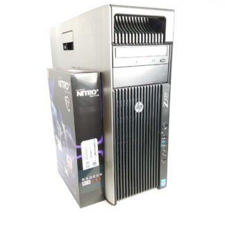 HP Z620 Xeon E5-1620