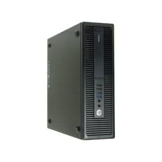 HP Prodesk 600 G2 SFF käytetty pöytäkone
