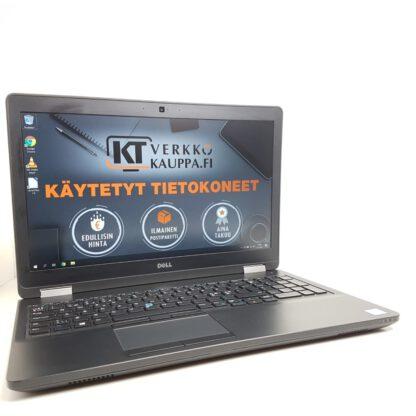 Dell Latitude E5570 käytetty kannettava tietokone