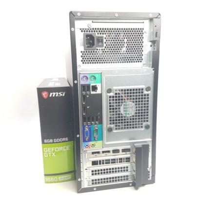 KT Pelikone G3 Dell Optiplex 9020 MT GTX 1660 SUPER 6GB
