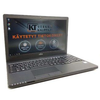 Fujitsu Lifebook A557 käytetty kannettava tietokone