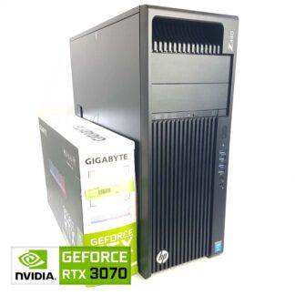 KT Pelikone G4 HP Z440 Xeon E5-1650 v3