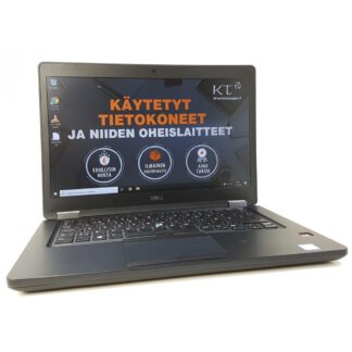 Dell Latitude 5480 i5-6200U