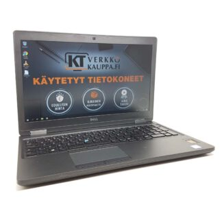 Dell Latitude 5580 käytetty kannettava tietokone