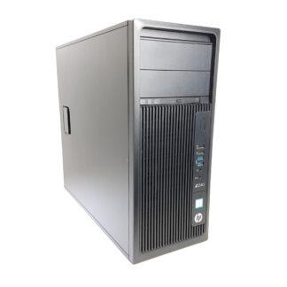 HP Z240 käytetty pöytäkone